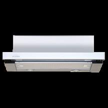 Встраиваемая вытяжка ELIKOR Интегра GLASS 50Н-400-В2Г (нерж/стекло белое)