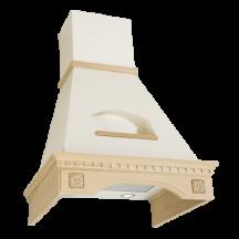 Купольная вытяжка ELIKOR Бельведер Флореале 60П-650-П3Г (бежевый/дуб неокр)