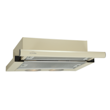 Встраиваемая вытяжка ELIKOR Интегра 60П-400-В2Л (крем/крем)