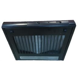 Пристенная вытяжка Eurodomo ESL 60S T черная