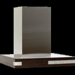 Пристенная вытяжка ELIKOR Патио 60Н-650-К3Л нерж/дуб венге